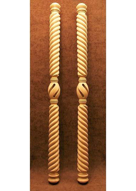 Colonne di legno GS05