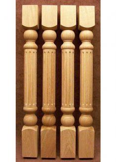 Colonne di legno GS25