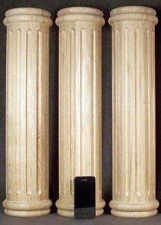 Colonne di legno GS72