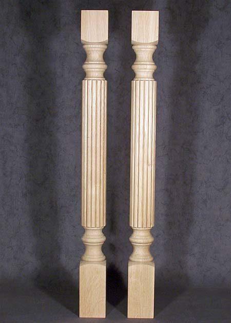 Colonne di legno GS82