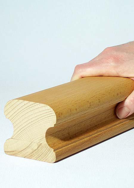 Corrimano in legno HR14