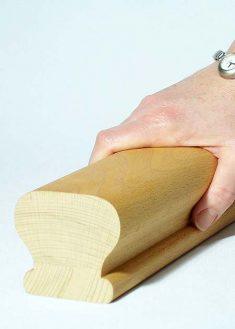 Corrimano in legno HR15