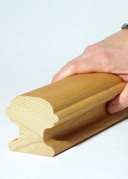 Corrimano in legno HR16