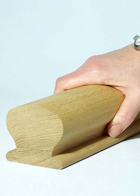 Corrimano in legno HR17