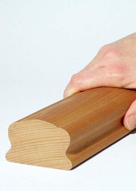 Corrimano in legno HR20