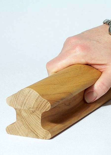 Corrimano in legno HR21