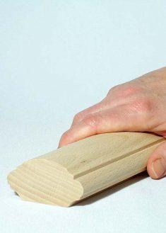 Corrimano in legno HR25
