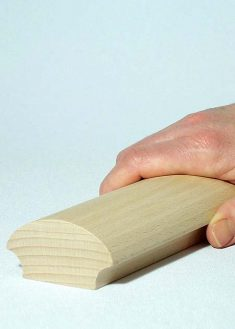 Corrimano in legno HR26