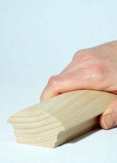 Corrimano in legno HR27
