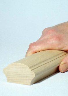 Corrimano in legno HR28