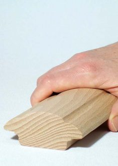 Corrimano in legno HR29