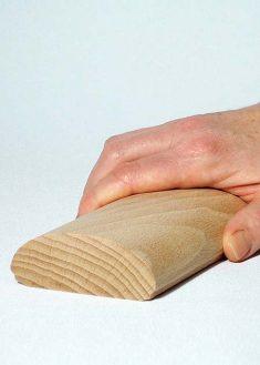 Corrimano in legno HR31