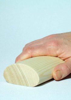 Corrimano in legno HR34
