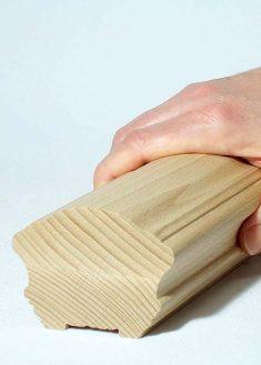 Corrimano in legno HR36