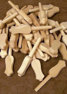 Manici in legno GZ234
