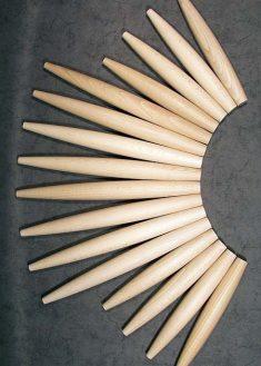 Manici in legno GZ237