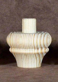 Piedi per mobili in legno GM03