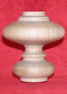 Piedi per mobili in legno GM07