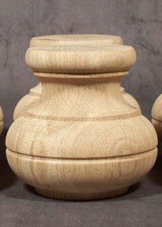 Piedi per mobili in legno GM20