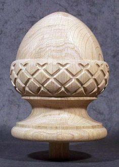Pigna in legno CD37