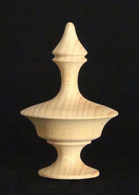 Pigna in legno OC02