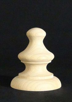 Pigna in legno OC17