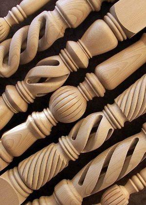 torneriadellegno-it colonne tornite con aspetto particolare e unico