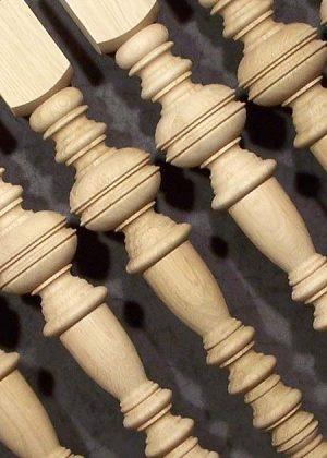 torneriadellegno-it splendide gambe tornite in legno per tavoli-particolare