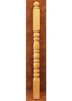 Colonna caposcala tornita B154K