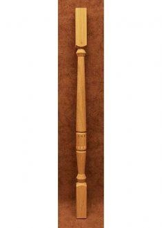 Colonnine in legno per scale B112-M
