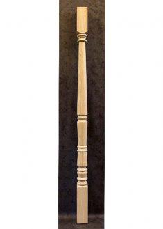 Colonnine in legno per scale B122