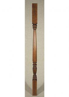 Colonnine in legno per scale B219