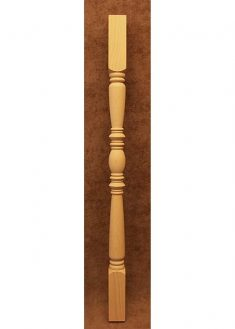 Colonnine in legno per scale C1100-50